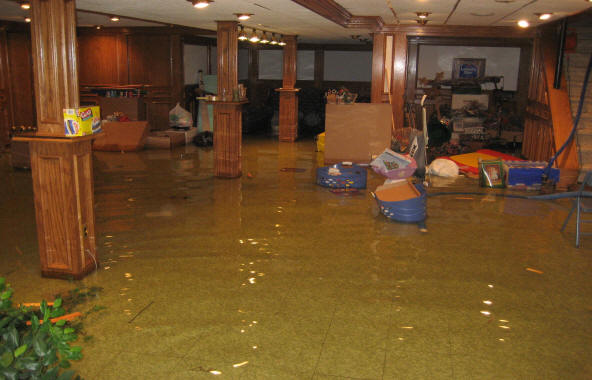 Water Damage In Taylor Michigan Clean Up And Restoration