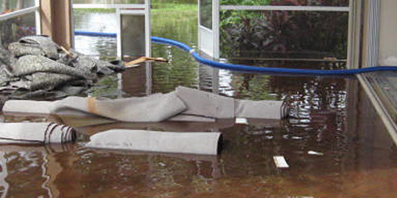 EMERGENCY WATER DAMAGE  WAYNE COUNTY, MICHIGAN